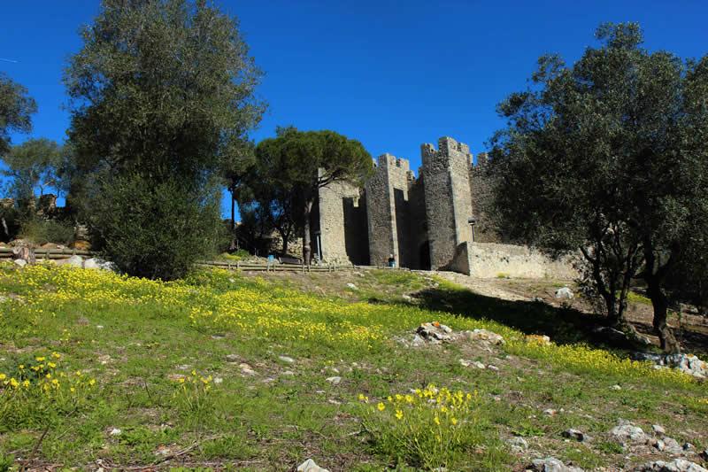 Die Burg von Sesimbra