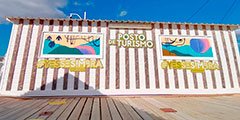 Posto de Turismo do Moinho de Baixo, Meco