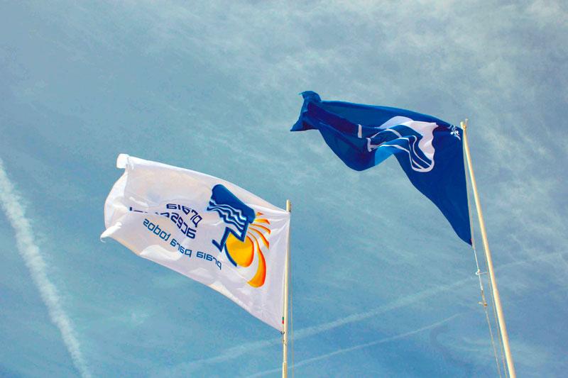 Die Blaue Flagge