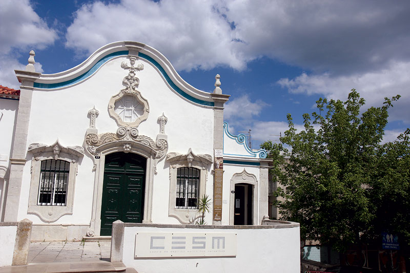 Capela do Espírito Santo dos Mareantes (Kapelle des Heiligen Geistes der Seeleute)
