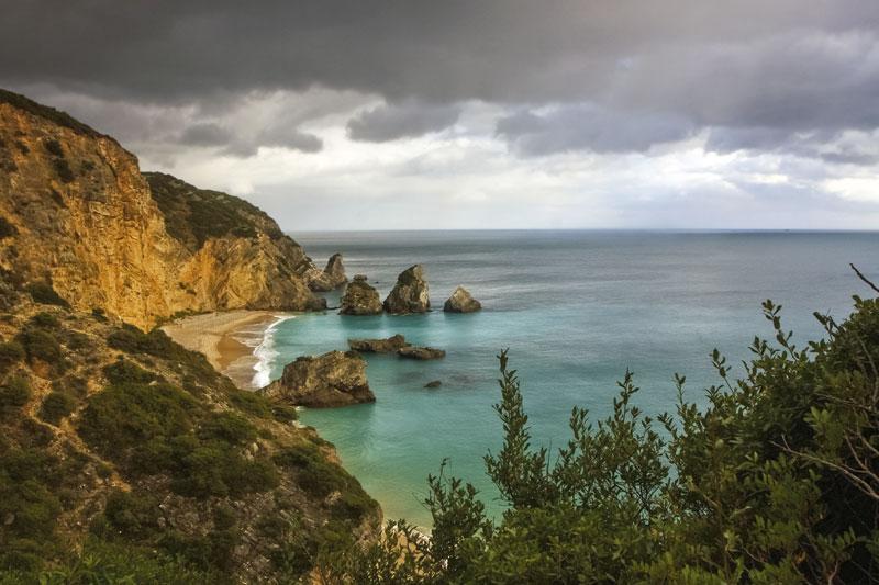 Mille paysages au bord de la mer - La côte sud et la baie